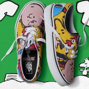 Vans 2017 Peanuts Collection Charlie Brown Sneaker